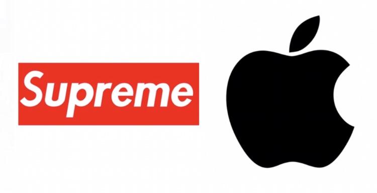 ★Supreme × Apple 夢のコラボが実現