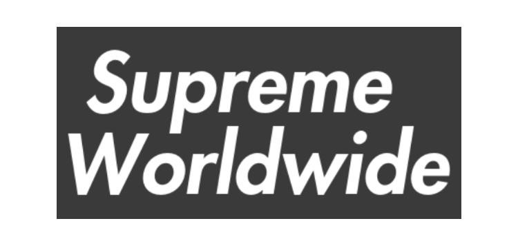 ★Supremeの歴史 その③ 〜ニューヨークから世界へ〜